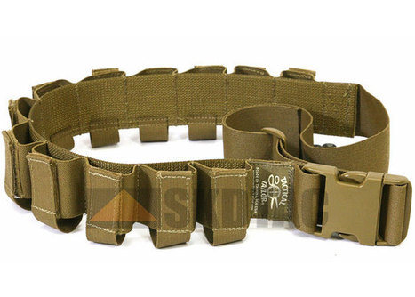 Tactical Tailor 40mm M203 Belt | Popular Airsoft | Airsoft Showoffs | Scoop.it