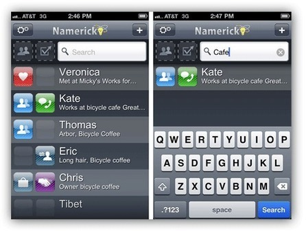 12 iPhones Apps That Will Make You a Networking Star | Educational Technology - Yeshiva Edition | Scoop.it
