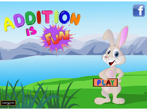 Addition is Fun Apple Apps(Free)   Educational Videos & Games for Kids   Scoop.it