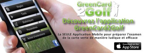 Mygolfexpert | Nouveauté Golf ! Application Mobile : GreenCard2Golf | Golf News by Mygolfexpert.com | Scoop.it