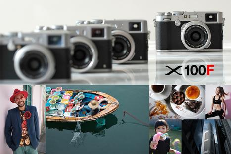 X100F | Fujifilm X Series APS C sensor camera | Scoop.it