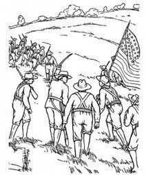 Free War Coloring Page, Download Free Clip Art, Free Clip Art on ... | 254x212