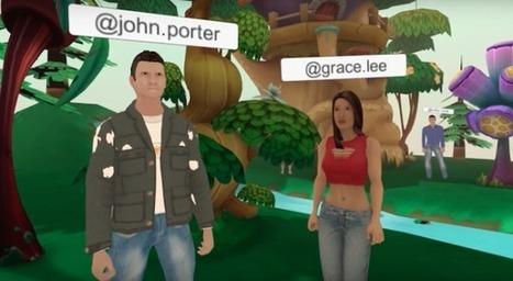 Adult virtual world
