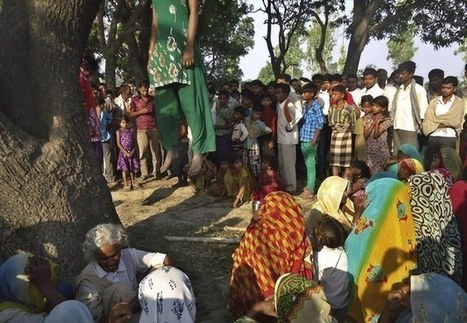 Two Teen Girls Were Brutally Gang-Raped And Hanged From A Tree In India | Daily Crew | Scoop.it