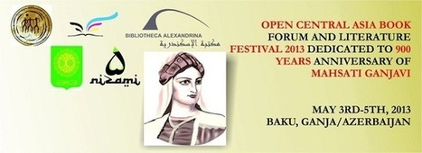 Open books and open minds: Global and local visitors to convene at the Central Asia Book Forum and Literature Festival 2013 | Middle East Business News | Scoop.it