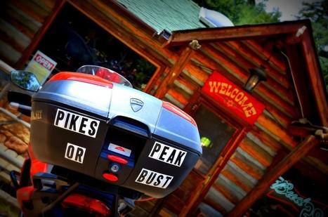 Pikes Peak Ducati Style | Ductalk Ducati News | Scoop.it