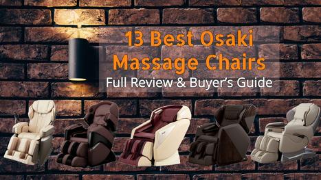 13 Best Osaki Massage Chairs Full Review