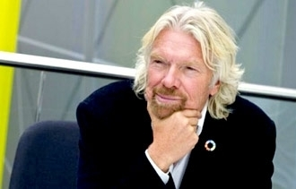 Richard Branson on the Art of Brainstorming | Serious Play | Scoop.it