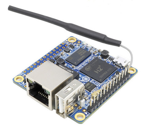 Orange Pi Zero /  H2+ / WiFi and Ethernet = $7 | ARM Turkey - Arm Board, Linux, Banana Pi, Raspberry Pi | Scoop.it