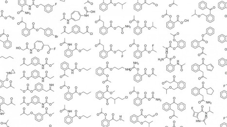 This AI software dreams up new drug molecules | Social Foraging | Scoop.it