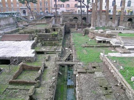 Spot Where Julius Caesar Was Stabbed Discovered | Topics in History | Scoop.it