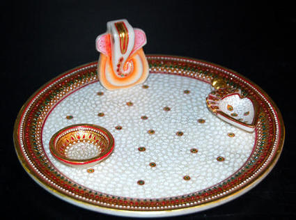 Kuber Art N Craft Manufacture Of Marble Handi