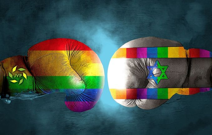 Why Bitter Rift Over Israel Hits LGBT Jews So Hard