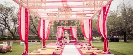 Wedding Decorators In Goa In Best Wedding Planner In India Scoop It