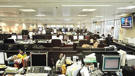 Why We Can't Get Anything Done in an Open-Plan Office   time management   Scoop.it