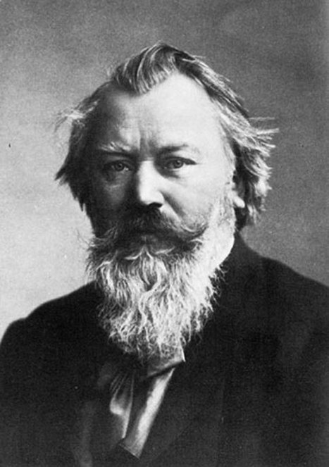 Johannes Brahms (1833-1897) | allemagne musique | Scoop.it