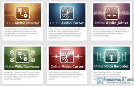 123apps : une suite multimédia en ligne gratuite pour éditer facilement vos fichiers audio et vidéo | Outil web 2.0 | Scoop.it