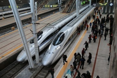 Bientôt une LGV entre la Chine et les États-Unis ? | great buzzness | Scoop.it