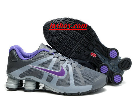 promo code d97e4 6d6d3 chaussures nike shox roadster femme (gris pourpre)   Les Blog des www.