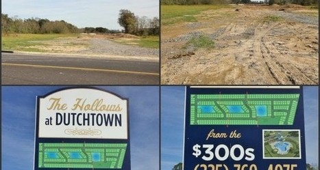 The Hollows At Dutchtown – Ascension Parish Real Estate Home Appraisers | Ascension Parish Real Estate News | Scoop.it