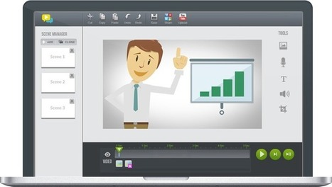RawShorts - Explainer Video Software | Visual Learning for EFL | Scoop.it