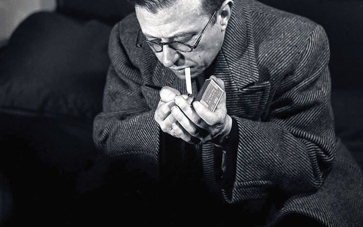 The Sartre Blend: Uncovering the Birth of Existentialism | Knowledge Broker | Scoop.it