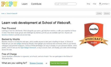Peer to Peer U – A New Model of Learning » Online Universities | Mediawijsheid in het HBO | Scoop.it