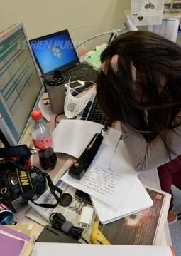 Burn-out : personne n'est à l'abri - Bien Public | Stop au stress | Scoop.it