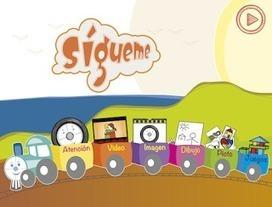 SÍGUEME: aplicación gratuita para trabajar la atención visual y adquisición del significado | #TuitOrienta | Scoop.it