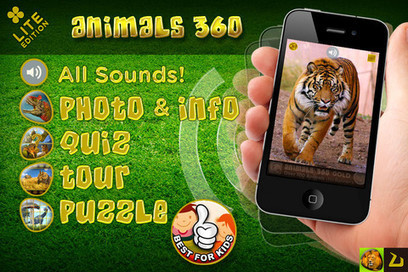 App Store - Animals 360 | Apps and Widgets for any use, mostly for education and FREE | Scoop.it