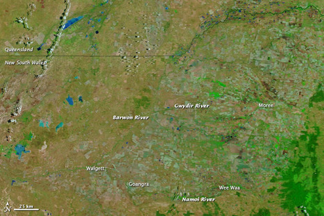 Flooding in Australia : Natural Hazards | Geographic Information Technology | Scoop.it