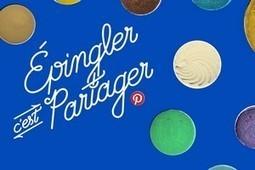 Le réseau social Pinterest lance une version française | Pinterest plateforme social média | Scoop.it