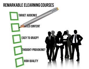 The Ultimate 10- Point Checklist for Remarkable eLearning Courses   Edu-virtual   Scoop.it