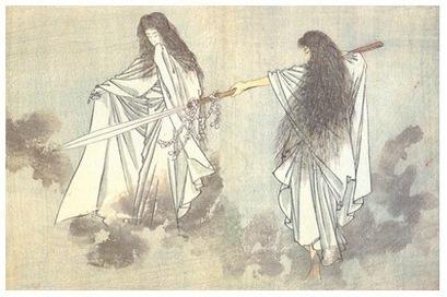 Mito de la creación Japonesa | Origen del Mundo a través de los Mitos | Scoop.it
