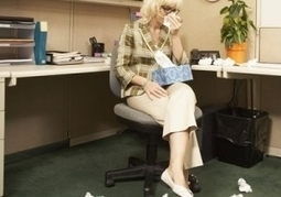 Flu Season Etiquette: What You Need to Know About Sickness and the Office   Forbes   CALS in the News   Scoop.it