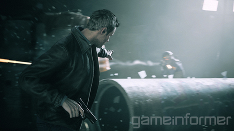 Quantum Break's Sam Lake On The Future Of Interactive Storytelling | Transmedia: Storytelling for the Digital Age | Scoop.it