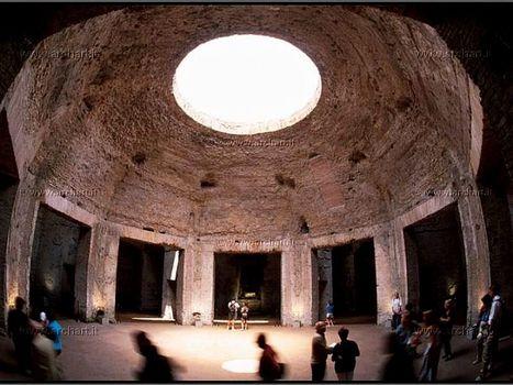 Rome : visitez la salle de banquet tournante de Néron ! | Merveilles - Marvels | Scoop.it