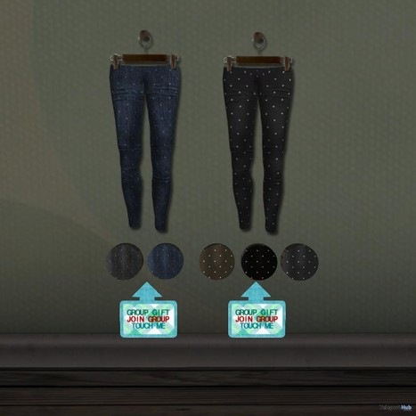 CLOWES Dot Leggings 5 Colors Group Gift by COTO... b7bc863aa88b5