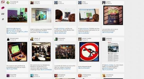 Twitter à la mode Pinterest : Twimfeed | Time to Learn | Scoop.it