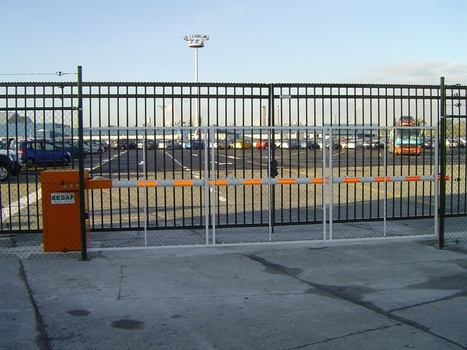 Gate Barrier | Nice Gate barrier Dubai | Bft ga