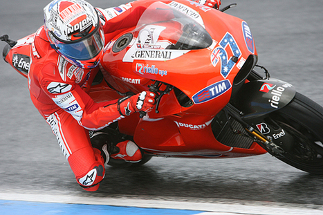 Stoner in talks over Ducati role - autosport.com | Ducati | Scoop.it