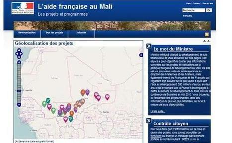 Mali: Un site Internet pour tracer l'aide apportée par la France | Français à l'étranger : des élus, un ministère | Scoop.it