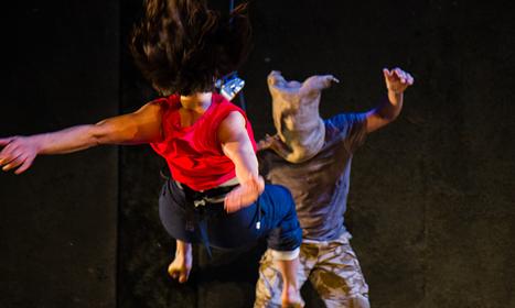 Rites of War review – dance-theatre show gives Pinterest version of combat - The Guardian | BalletPremière | Scoop.it