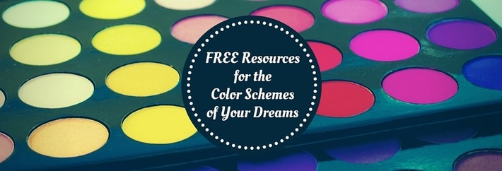 FREE Resources for the Color Schemes of Your Dreams – RockTheDream.co | ❤ Social Media Art ❤ | Scoop.it