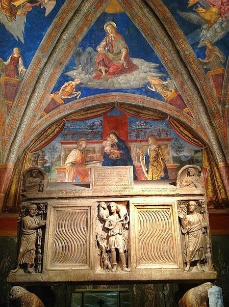 Tesori delle Marche: San Catervo a Tolentino | Le Marche un'altra Italia | Scoop.it