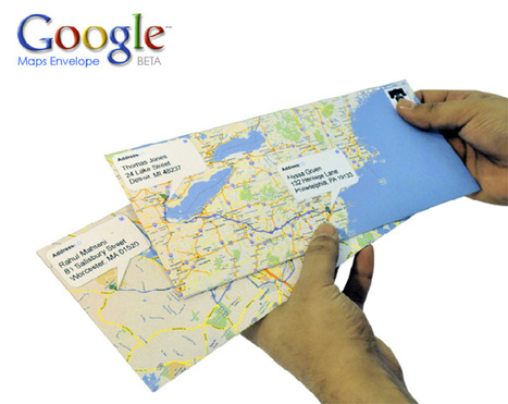 Google Envelopes, Beta Of Course | toute l'info sur Google | Scoop.it