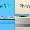 Comparison of 5s and 5c
