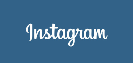 Inspired By Coca-Cola, Instagram Reveals a Subtle Logotype Revamp | Logo | Scoop.it