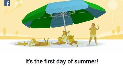 Brits Are Mad Because Facebook Told Them It's Summer | Technology in Business Today | Scoop.it