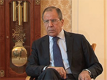 Interview of Russian Foreign Minister Sergey Lavrov to Al Mayadeen TV-channel 13 May 2013 #Syria #Russia #US #EU | Saif Gaddafi - A Case Study of Human Perversity Against a Bigger Man. | Scoop.it